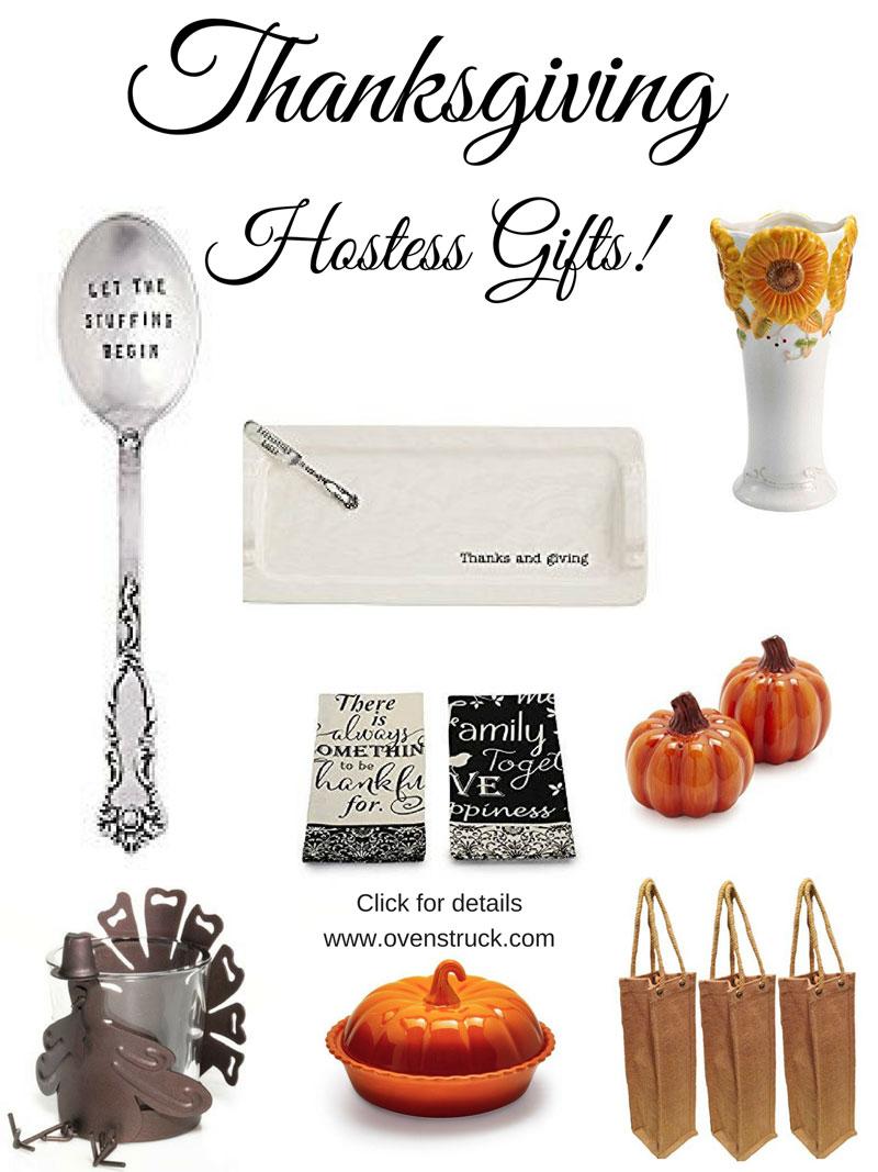 thanksgiving hostess gift ideas oven struck. Black Bedroom Furniture Sets. Home Design Ideas